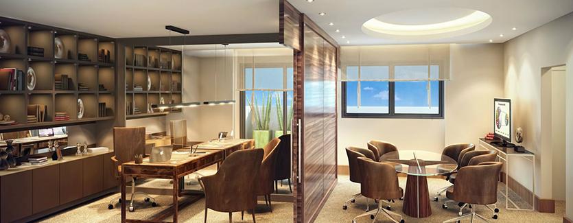 ideias para decorar escritório da sua empresa
