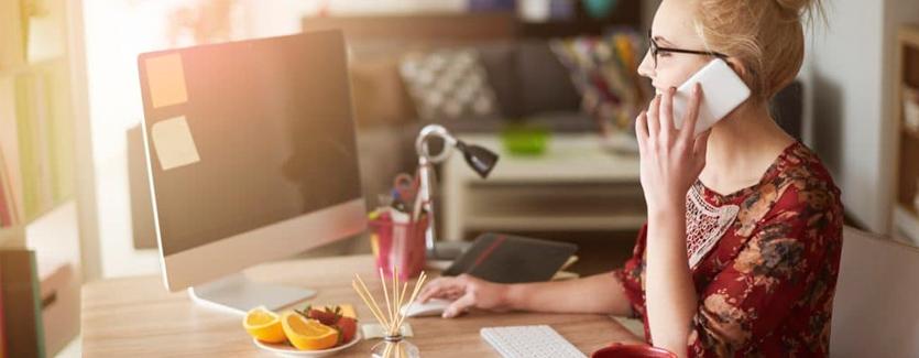 aprenda como montar um escritório em casa